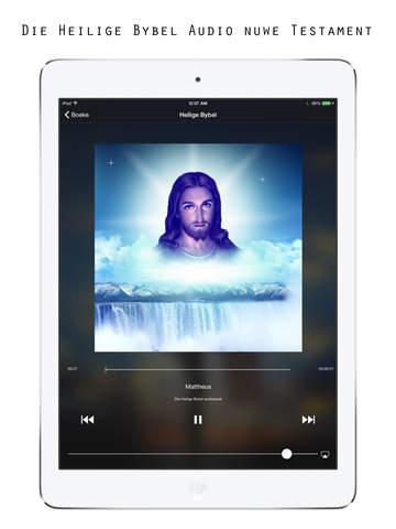玩書籍App|Die Bybel Audioboek Afrikaans免費|APP試玩