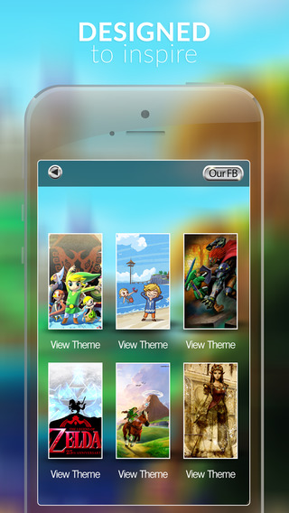 Video Game Wallpapers – HD Gallery Themes and Backgrounds For The Legend of Zelda Photo