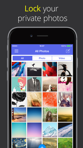 Private Photo Vault -Hide personal photos lock secret videos