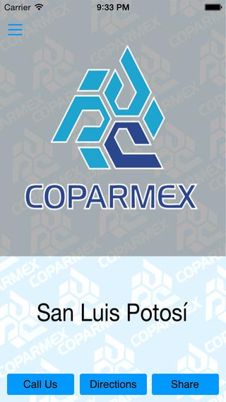 COPARMEX DE SAN LUIS POTOSI