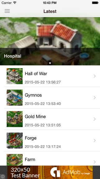 Guides for Game of War
