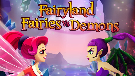 Fairyland Fairies vs Demons 2 Pro