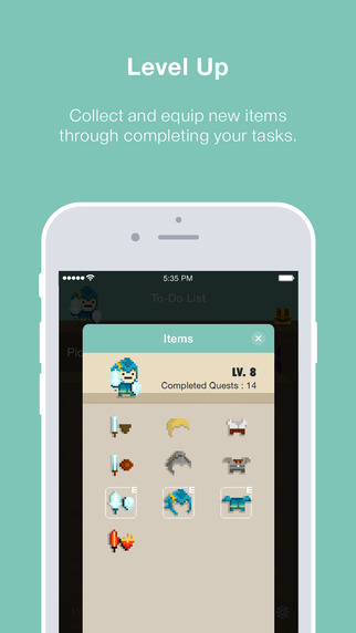 QUEST Lets You Mnage Your Tasks just like Playing a Game