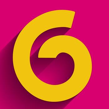 6 кадров 娛樂 LOGO-玩APPs