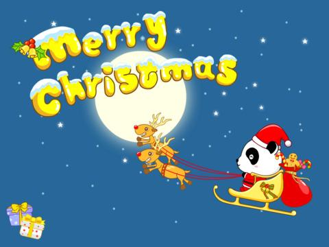 【应景小游】欢乐圣诞 HD—宝宝巴士