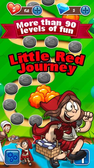 لعبه الذكاء و مغامرات لغز الغابة - قصة ليلى الحمراء و الذئب