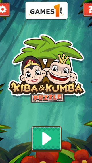 Kiba Kumba Puzzle - Play a free and funny games app for kids