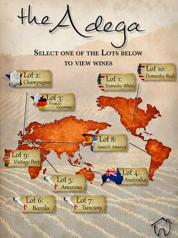 Adega Wines