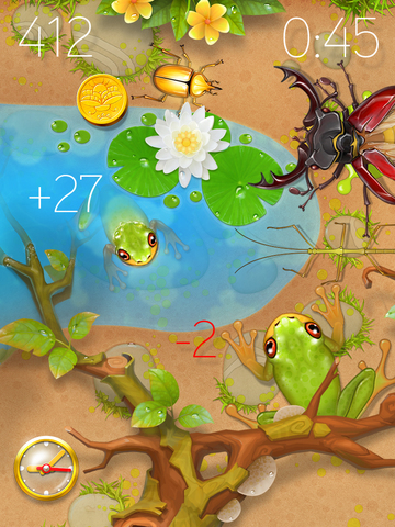 Forest Bugs — Top Best Game for Kids and Adults. Catch an insects in amazing world