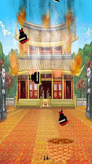Adventure of Geometry Ninja Mission to Keep Samurai Clan Kingdom Alive FREE