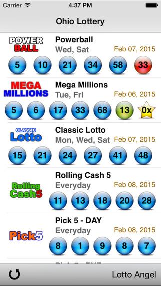 玩娛樂App|Lotto Angel - Ohio免費|APP試玩