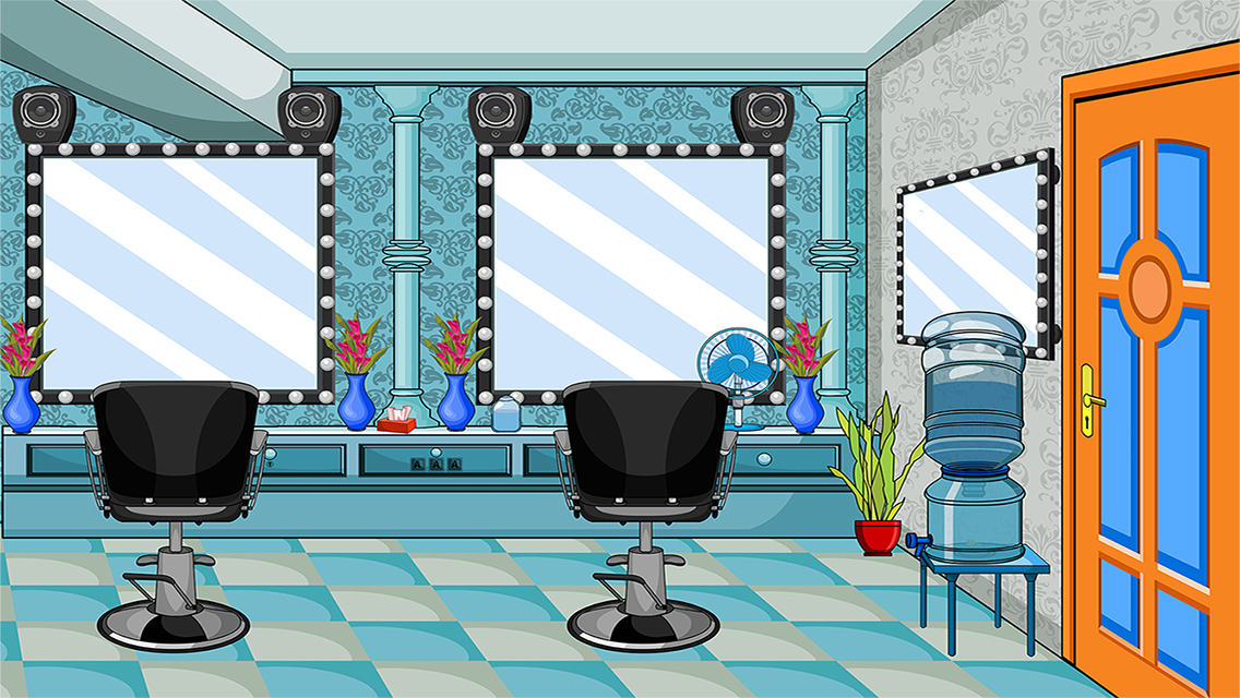 app shopper beauty salon escape games. Black Bedroom Furniture Sets. Home Design Ideas
