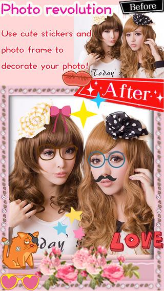 PP Sticker Camera PRO