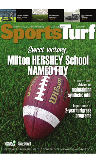 SportsTurf Magazine The National Resource for Sports Turf and Facilities Management