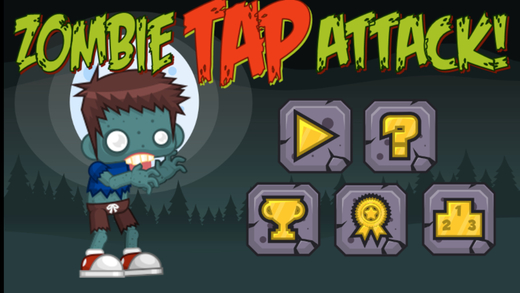 Zombie Tap Attack