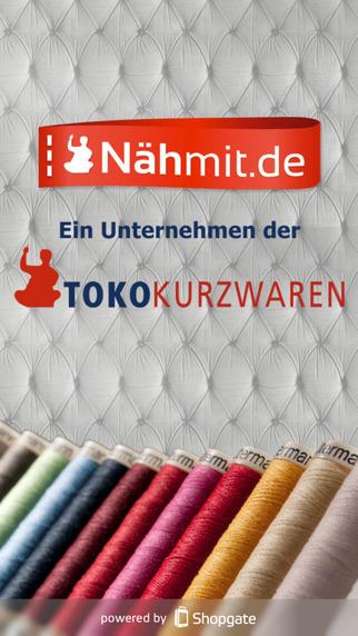 TOKO-Kurzwaren Deutschlands großer Nähzutaten Anbieter