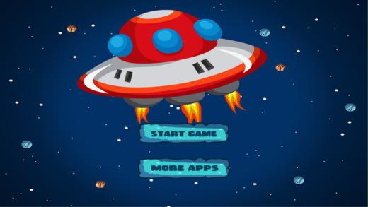 UFO Missiles Attack Invasion - Alien Space Craft Pilot Escape