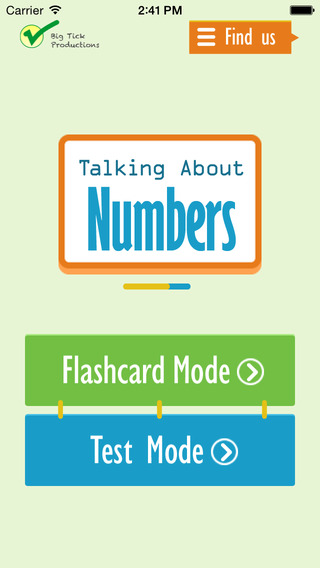 Talking About Numbers