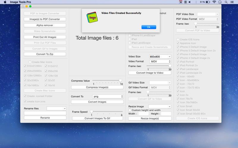 Image Tools Pro Screenshot - 5