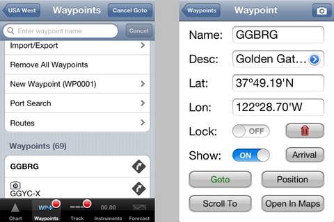 iNavX - Marine Chartplotter screenshot 3