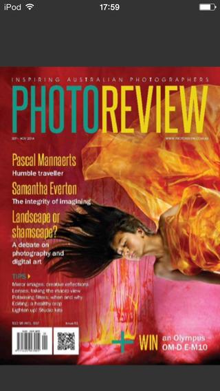 Photo Review Magazine