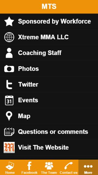 MTS App 1.0
