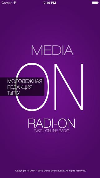 RadiON TvSTU Online Radio
