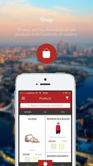 Dealsy - UK Retail Deal Finder