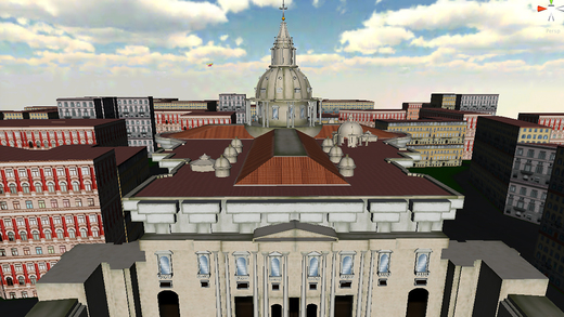 Vatican City - 3D Virtual Tour