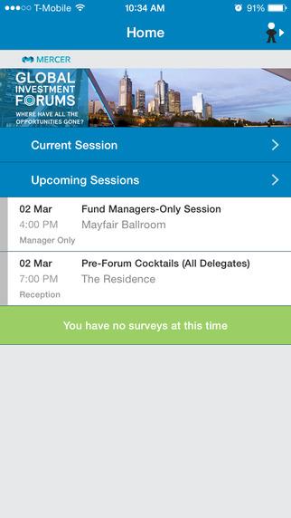 Mercer GIF 2015 - Global Investment Forum