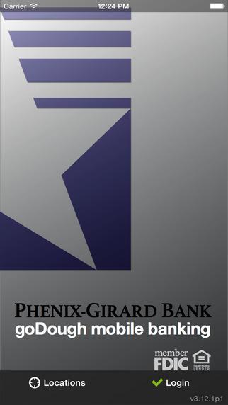 Phenix-Girard Bank - goDough Mobile Banking