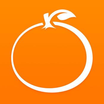 橘子娱乐 LOGO-APP點子