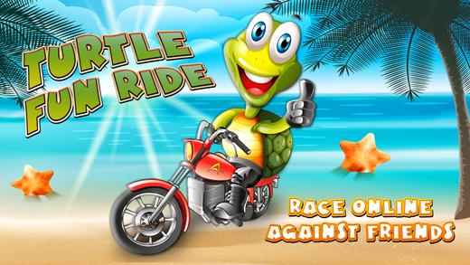 Turtle Fun Ride - Race online against friends