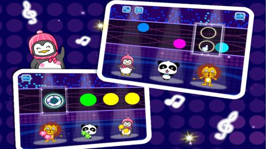 【免費遊戲App】爱节奏 HD-宝宝巴士-APP點子