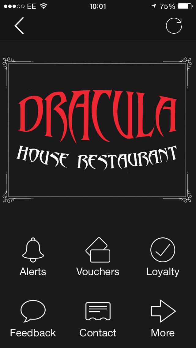 App Shopper: Dracula House Restaurant, Harlesden (Food & Drink)