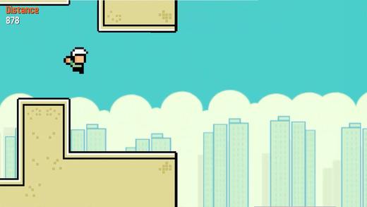Pixels Jump