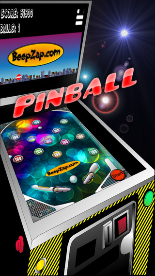 BeepZap Pinball