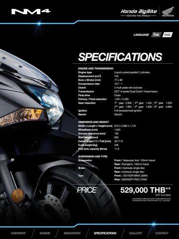 NM4-Honda BigWing