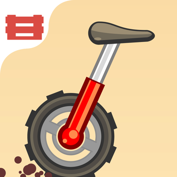 Unicycle Rush 遊戲 App LOGO-硬是要APP