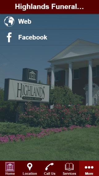 Highlands Funeral Home