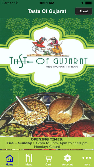 【免費生活App】Taste Of Gujarat-APP點子