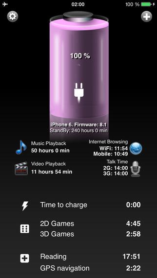 【免費工具App】Battery HD+ Pro-APP點子