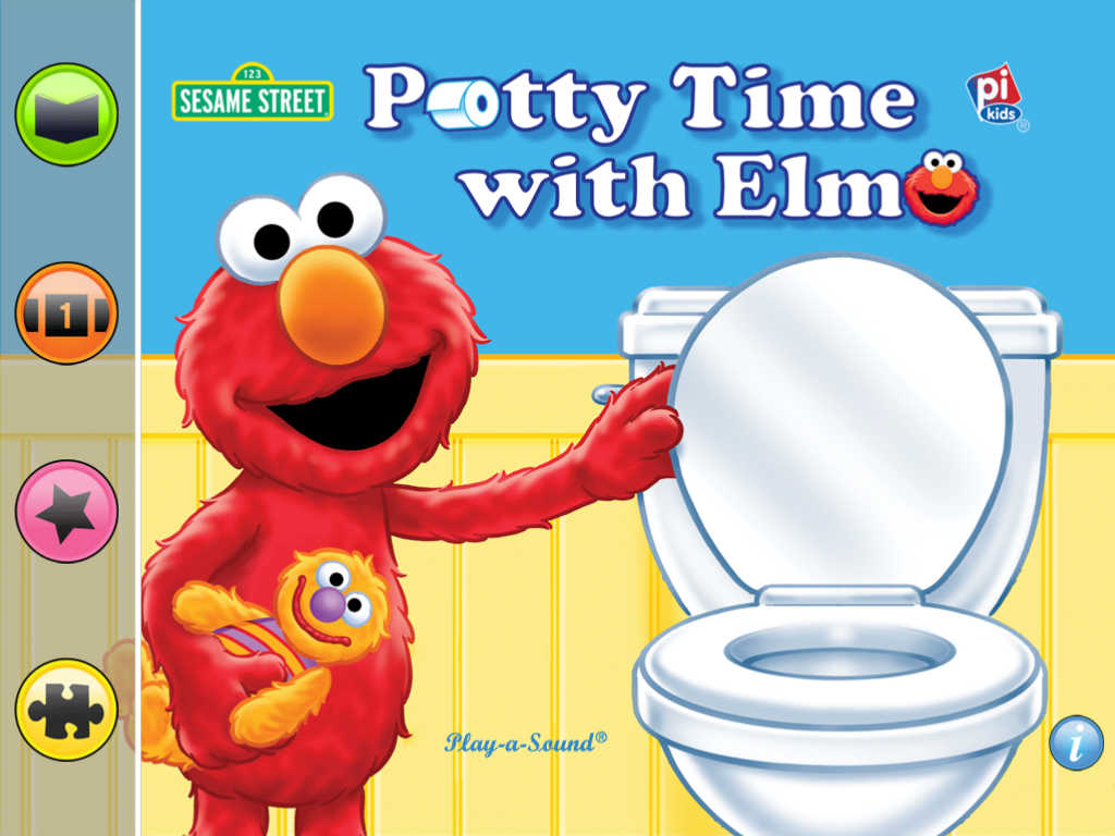 top apps for potty training potty time elmo