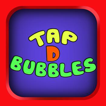 Tap D Bubbles LOGO-APP點子
