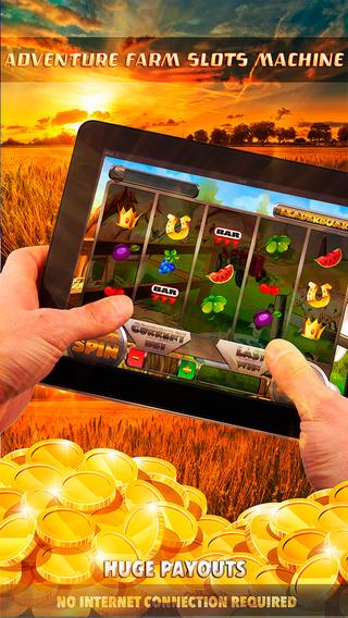 Adventure Farm Slots Machine - FREE Slot Game Casino Roulette