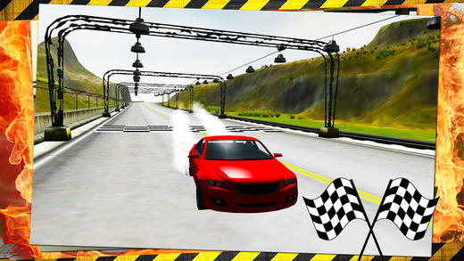 Furious Rivals Racing-Xtreme Motorsport Street Racing Simulator Game-With Turbo Speed using Nitro Bl