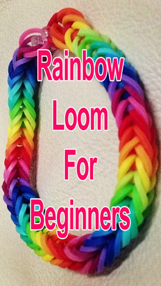 Rainbow Loom Bands For Beginners