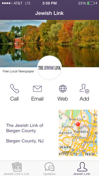 Jewish Link - Bergen County Community Newspaper