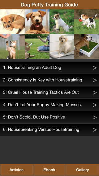 Dog Potty Training Guide - How To Potty Train Your Dog More Effectively