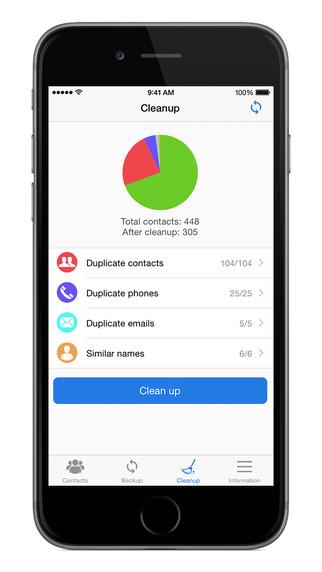 CleanUp Pro Screenshots